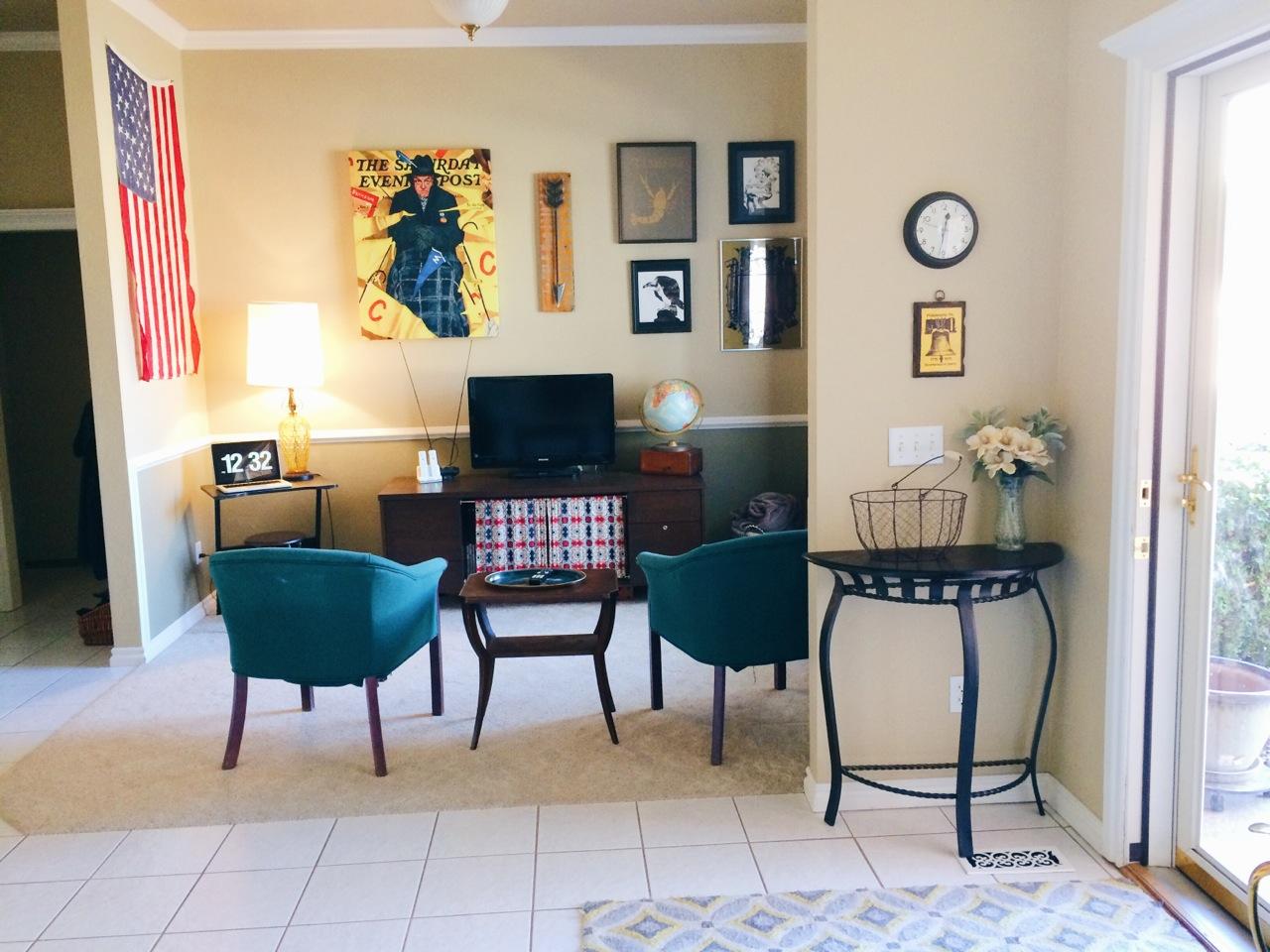 repurpose dining room | Repurposing a Formal Dining Room - MetroFamily Magazine