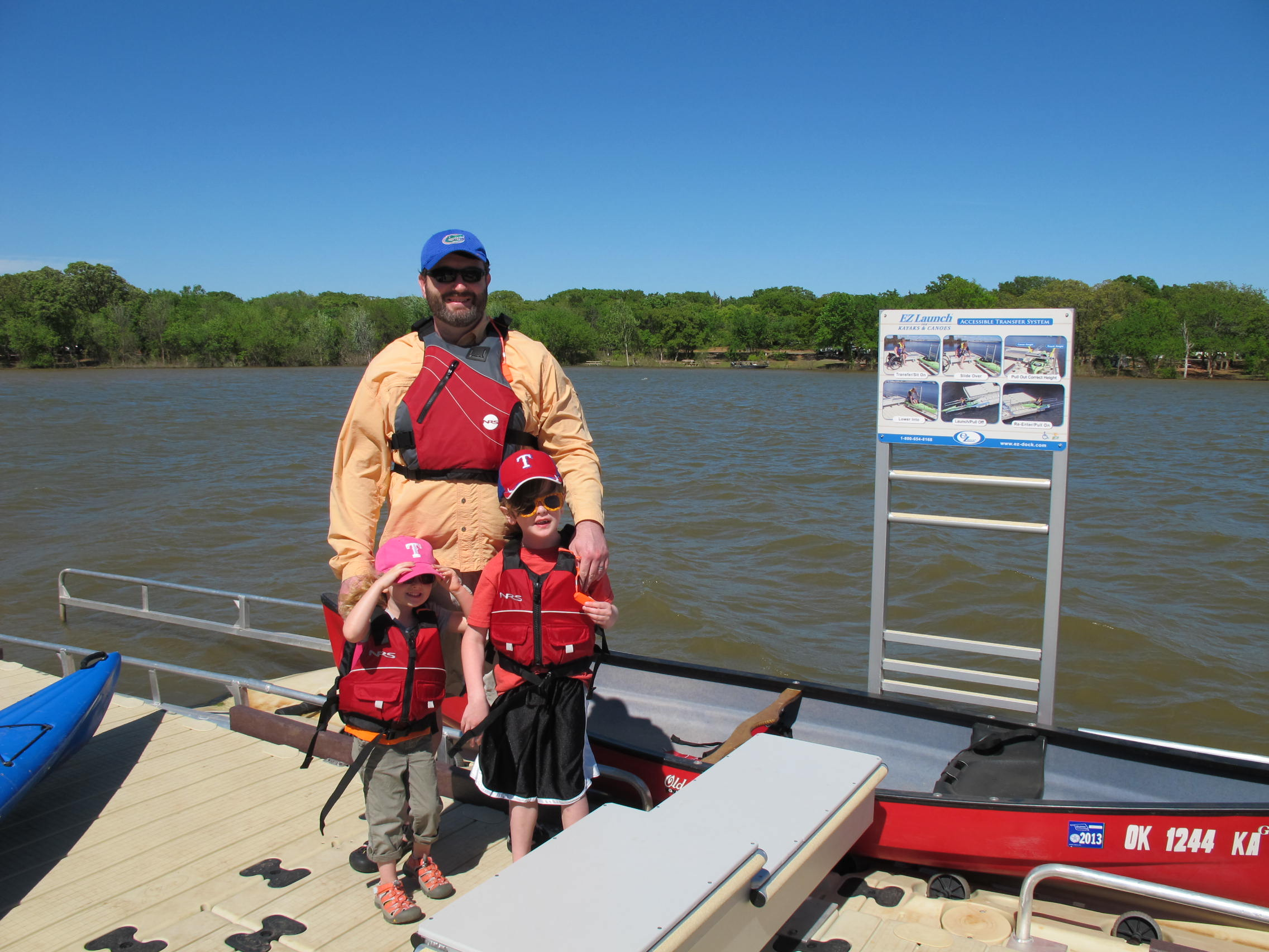 Canoeing with Kids in Oklahoma - MetroFamily Magazine