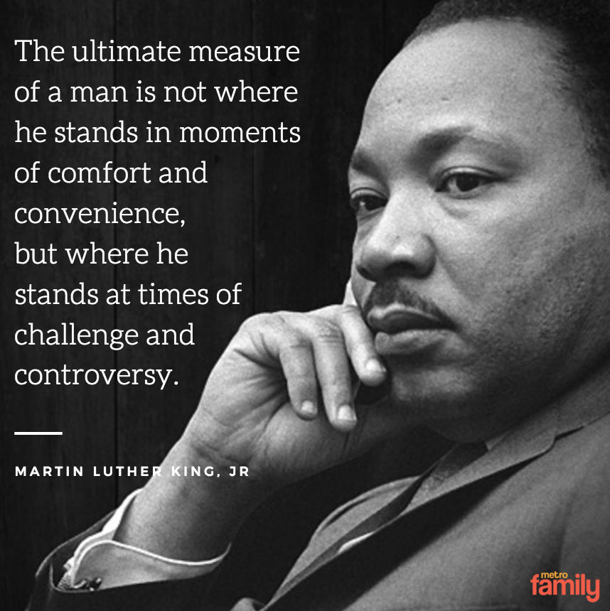 Martin Luther King Day >> Mlk Jr Day In Okc Metrofamily Magazine