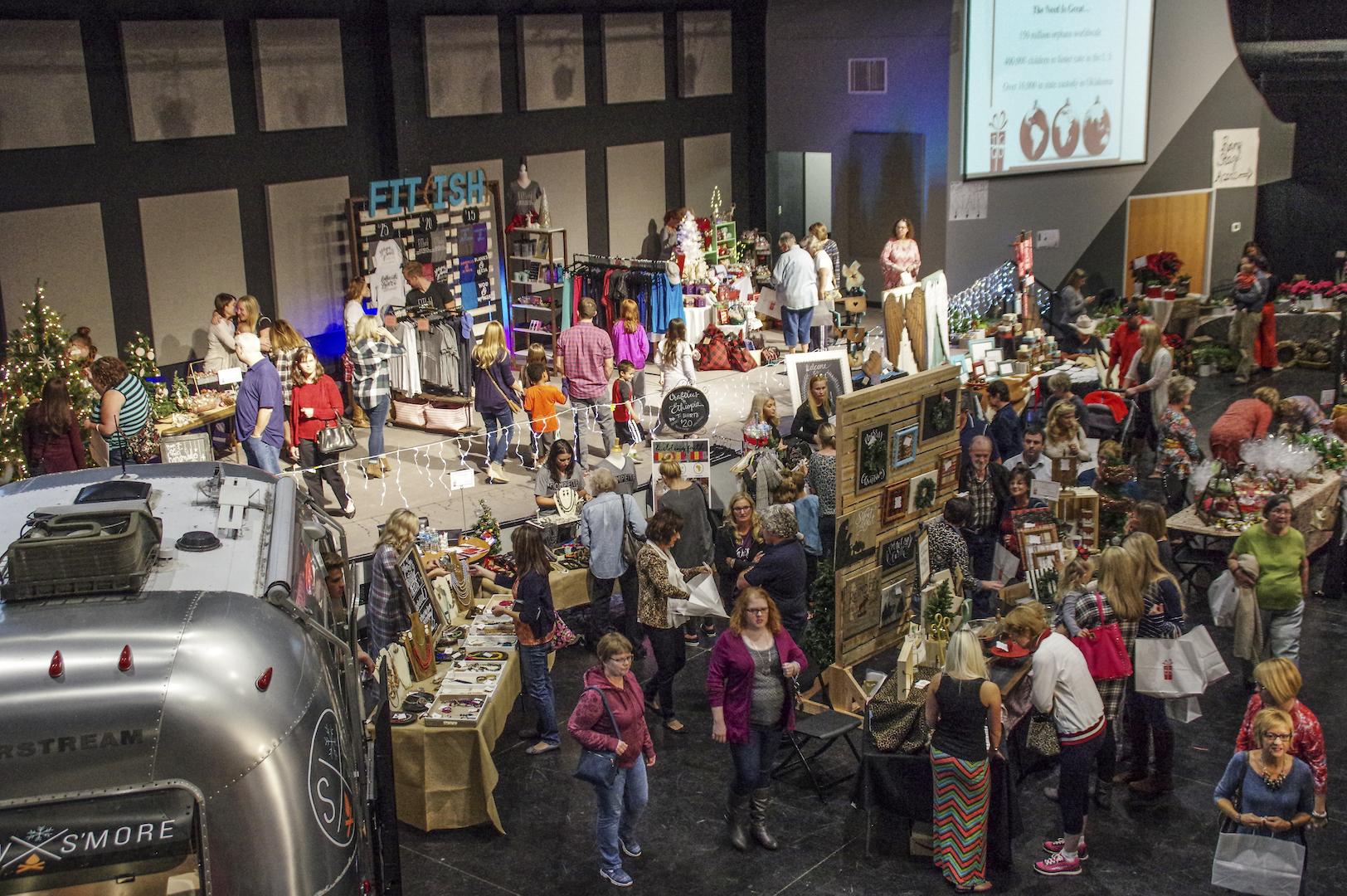 Christmas Craft Show, Dec. 8, 2020 2020 Holiday Craft Shows & Markets   MetroFamily Magazine