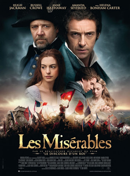 Movie Review Les Miserables Metrofamily Magazine