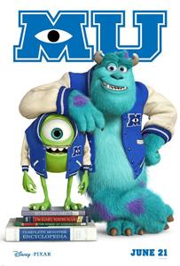 Movie Review Monsters University Metrofamily Magazine