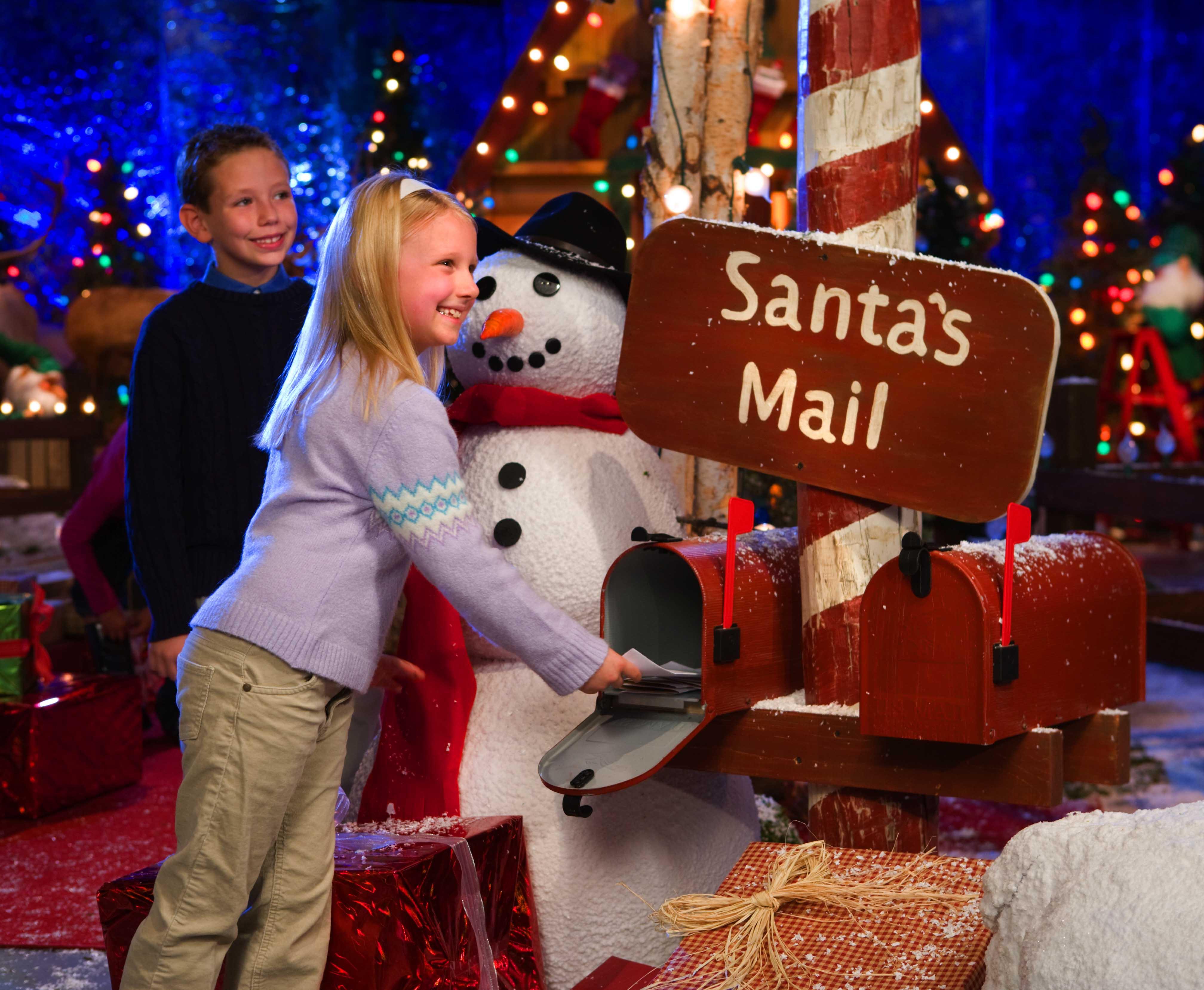 Mail On Christmas Eve 2019.Free Santa S Wonderland At Bass Pro Shop Cabela S