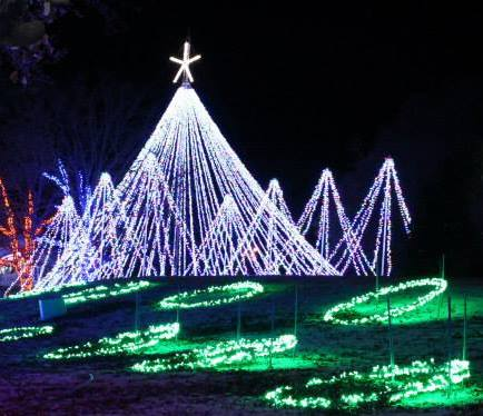 Downs Family Christmas 2019 FREE Downs Family Christmas Light Display   MetroFamily Magazine