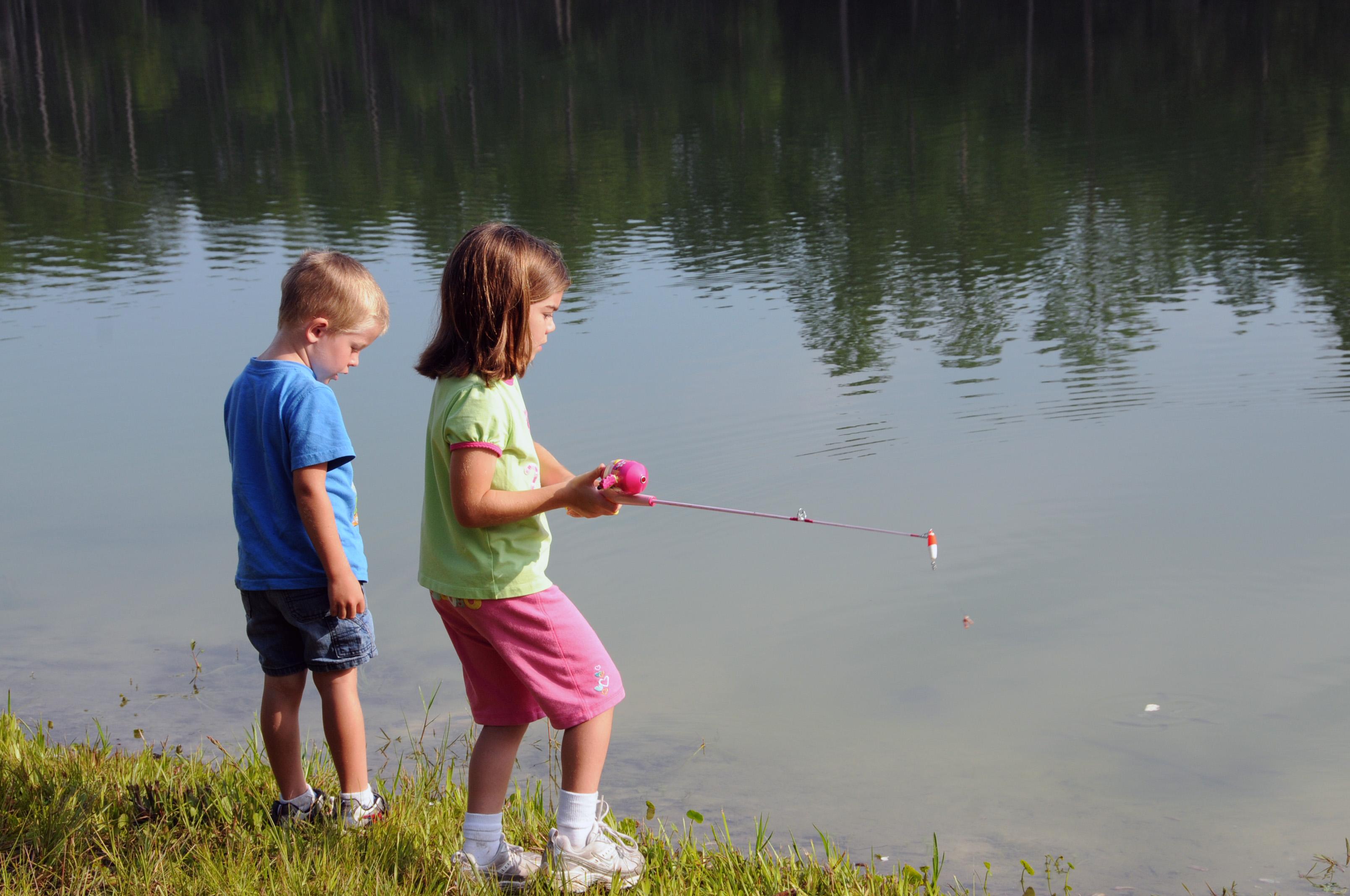 Free Fishing Days In Okc Metrofamily Magazine