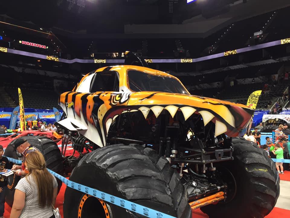 Truck monster