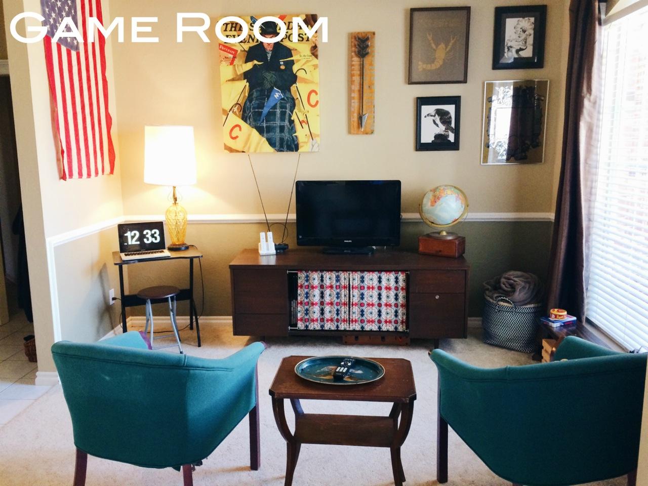. Repurposing a Formal Dining Room   MetroFamily Magazine