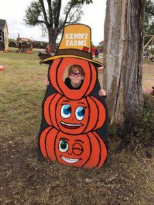 kenny farms, woodward