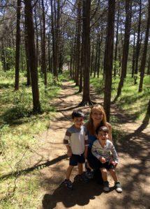 parallel forest, wichita wildlife refuge