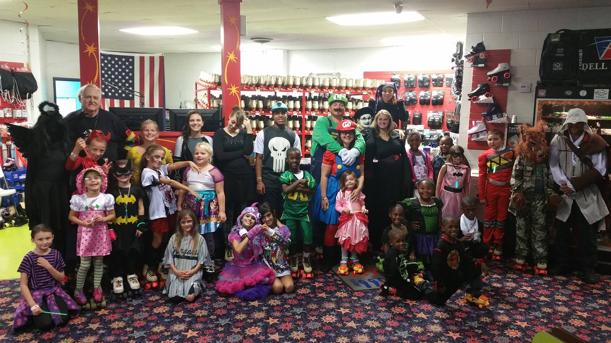 Top Spots To Indoor Trick Or Treating Fun In Okc Metrofamily Magazine