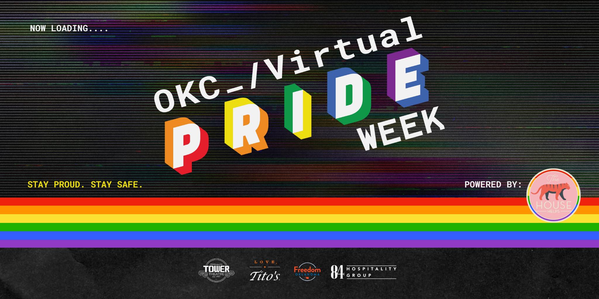 Okc Halloween Parade 2020 OKC Pride Virtual Parade + Festival   MetroFamily Magazine