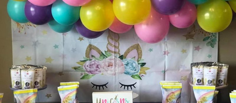 pandemic birthday parties