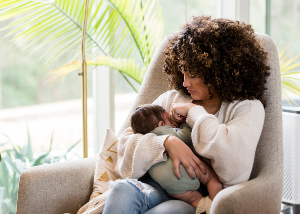 breastfeeding, Pre- and postnatal healthcare disparities faced by Black mothers