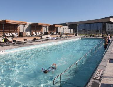 staycation Omni Hotel